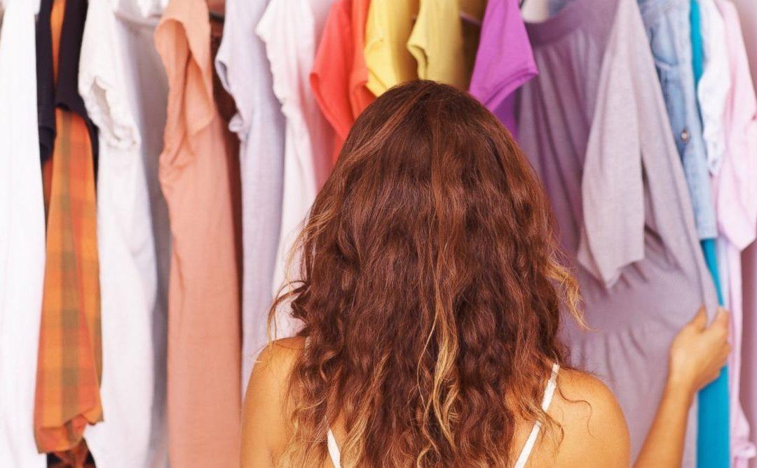 Hogyan legyen rend a ruháid között?