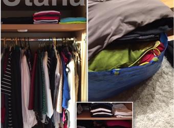 Gardróbrendezés – Így rendszerezd a ruhatárad