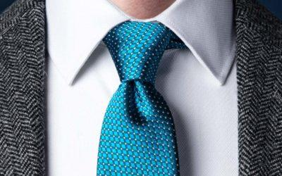 A nyakkendőválasztás 10 aranyszabálya